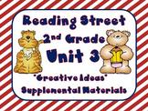 Reading Street 2nd Grade Unit 3 Supplemental Materials 2008 version
