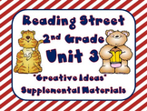 Reading Street 2nd Grade Unit 3 Printables | 2008
