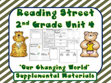 Reading Street 2nd Grade Unit 4 Printables | 2008