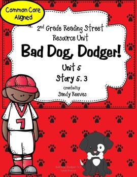 Reading Street 2nd Grade Unit 5 2013 Stories Bundled!