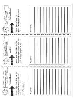 Reading Street 2nd Grade Units 1-6 Trifolds