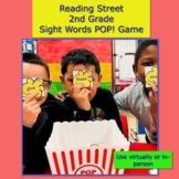 Reading Street 2nd grade Sight Word Pop! Game