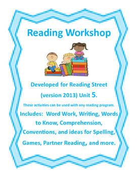Reading Street Workshop 2nd grade Unit 5