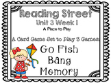 Reading Street: A Place to Play 3-in-1 Spelling and HFW Games