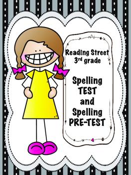 Reading Street 3rd Grade Spelling