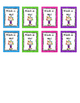 Reading Street 3rd Grade Spelling Bundle- Wack-a-Mo