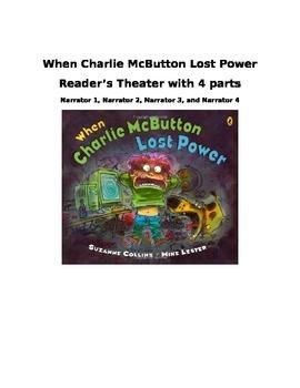 Reading Street 3rd Grade Unit 1 Charlie McButton Reader's Theater