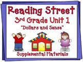 Reading Street 3rd Grade Unit 1 Printables | 2008