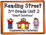 Reading Street 3rd Grade Unit 2 2008 edition Supplemental Materials