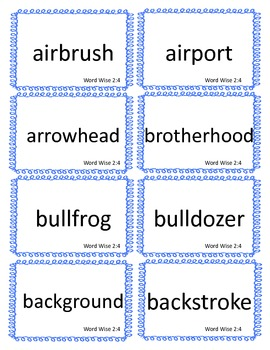 Reading Street, 3rd Grade, Unit 2 Story 4, Tops & Bottoms Station Cards