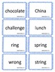 Reading Street, 3rd Grade, Unit 3 Story 1, How Raise a Raisin Station Cards