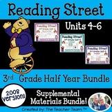 Reading Street 3rd Grade Unit 4 - Unit 6 Printables Bundle | 2008