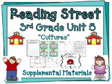 Reading Street 3rd Grade Unit 5 2008 edition Supplemental Materials
