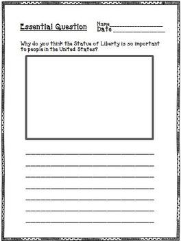 """Reading Street 3rd Grade Unit 6 """"Freedom"""" Supplemental Materials"""