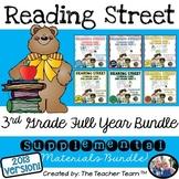 Reading Street Common Core 3rd Grade Units 1-6 Full Year Bundle 2013
