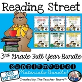 Reading Street 3rd Grade Unit 1- Unit 6 Whole Year Bundle | 2013
