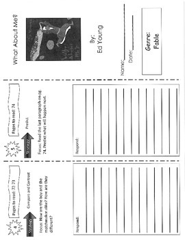 Reading Street 3rd Grade Units 1-6 Trifolds