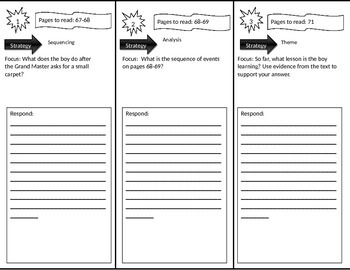 Reading Street 3rd Grade What About Me? Trifold