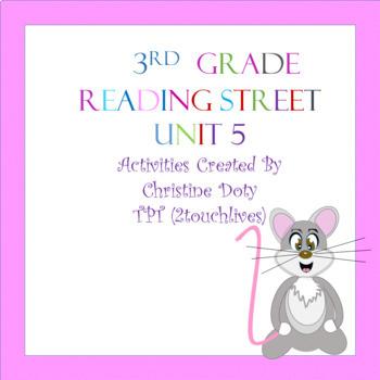 3rd Grade Reading unit 5