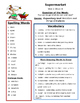 Reading Street 3rd grade Review Sheets - 30 Lessons spelling vocab centers