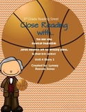 Reading Street 3rd grade The Man Who Invented Basketball  Close Read