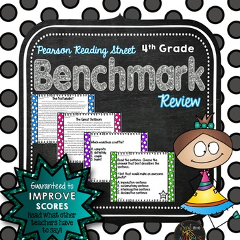 Reading Street:  4th Grade Benchmark Review Unit 1