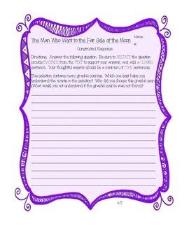 Reading Street 4th Grade Journal 6.5