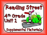 Reading Street 4th Grade Unit 1 2008 version Supplemental Materials
