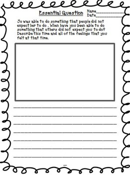 Reading Street 4th Grade Unit 2 Work and Play Supplemental Materials