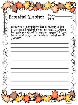 Reading Street 4th Grade Unit 3 Supplemental Materials