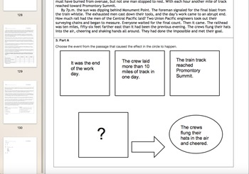 Reading Street 4th Grade Units 1 - 6 Daily Comprehension Review