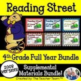 Reading Street 4th Grade Units 1-6 2008 Supplemental Materials Bundle