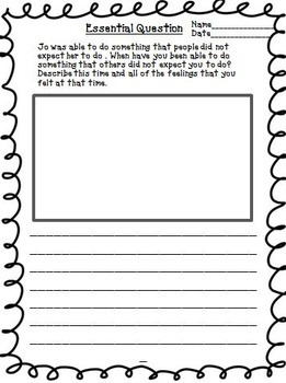 Reading Street 4th Grade Unit 1- Unit 6 Printables Whole Year Bundle | 2008