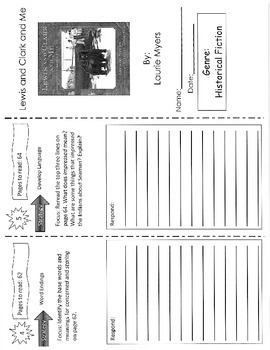 Reading Street 4th Grade Units 1-6 Trifolds