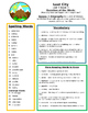 Reading Street 4th grade Unit 5 Study Guide Bundle centers group work aid