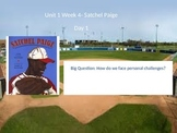 Reading Street 5.1.4-Satchel Paige