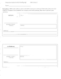 Reading Street 5th Grade Hold the Flag High vocab packet