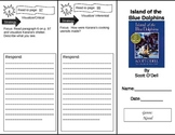 Reading Street 5th Grade Island of the Blue Dolphins Trifold