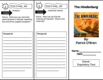 Reading Street 5th Grade The Hindenburg