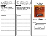 Reading Street 5th Grade The Skunk Ladder Trifold