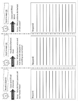 Reading Street 5th Grade Unit 1 Trifolds