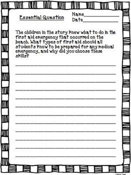 Reading Street 5th Grade Unit 6 2008 version of Supplemental Materials