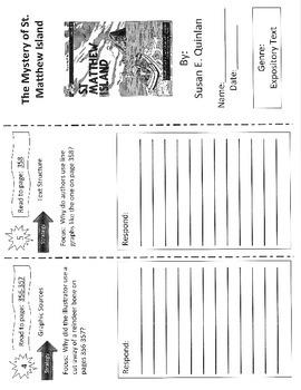 Reading Street 5th Grade Unit 6 Trifolds