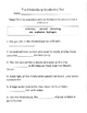 Reading Street 5th Grade Unit 6 Vocabulary Tests and Vocab