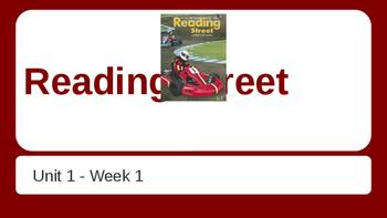 Reading Street 5th Grade Week 1 PowerPoint