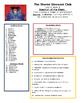 Reading Street 5th grade Unit 4 Study Guide Bundle