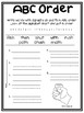 A Big Fish for Max,  Centers and Printables For All Abilit