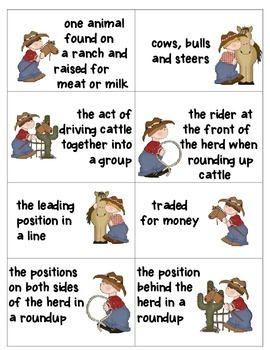 """Reading Street """"A Southern Ranch"""" Activity Pack"""