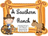 Reading Street A Southern Ranch Unit 4 Week 4 Differentiated First Grade