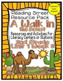 A Walk in the Desert Reading Street Resource Pack Unit 1 Week 4